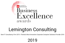 Acquisition International's Award to Lemington Consulting